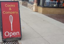 Cooks and Company, St. Peter, MN