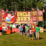 Photo by Rick Pepper - 2013 Ribfest in Riverfront Park, Mankato - Uncle Bub's