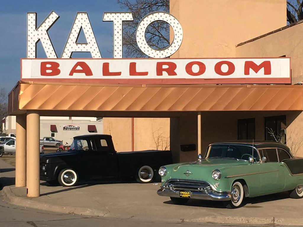 Submitted Photo - Promotion for The Buddy Holly Story at the Kato Ballroom