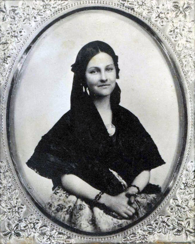Photo from Mankato Its First Fifty Years 1852-1902 - Mary Warren Pitcher