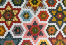 Submitted Image - Quilt from the Deep Valley Quilter's Guild