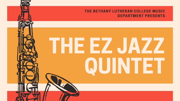SEvent Bethany Lutheran College - Campus Green LIve Music - The EZ Jazz Quintet